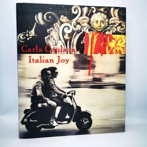 Italian Joy Carla Coulson Made In Florence Italy Book